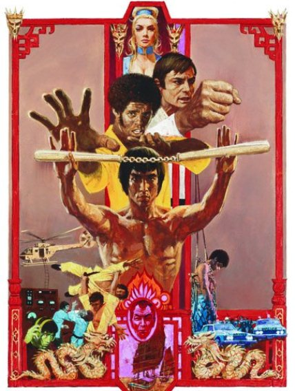 Enter The Dragon with Bruce Lee | Martial Arts Action Movies - DVD\'s ... | 428 x 568 jpeg 71kB