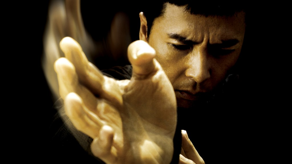 Ip Man with Donnie Yen
