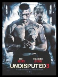 Undisputed 3 Poster