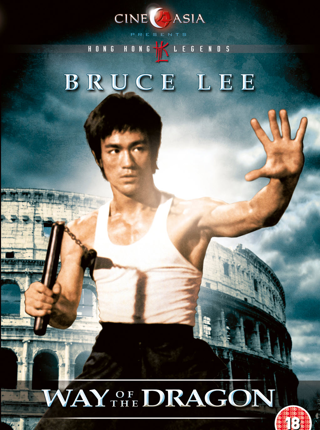 Way of the Dragon with Bruce Lee