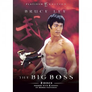 Big Boss with Bruce Lee