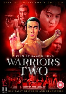 Warriors Two with Sammo Hung