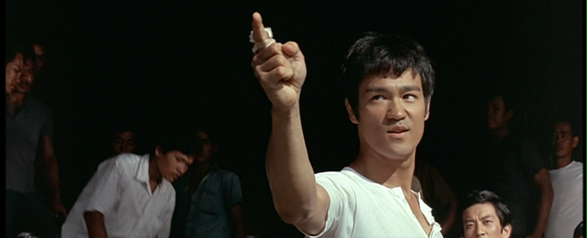 The Big Boss with Bruce Lee