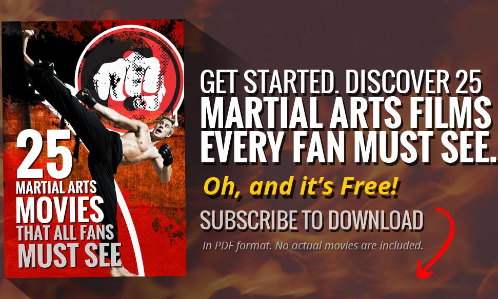 25 Martial Arts Movies Every Fan Must See!