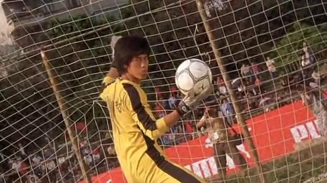 Bruce Lee Reference in Shaolin Soccer