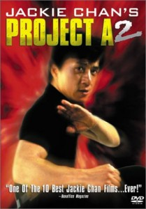 Project A 2 with Jackie Chan