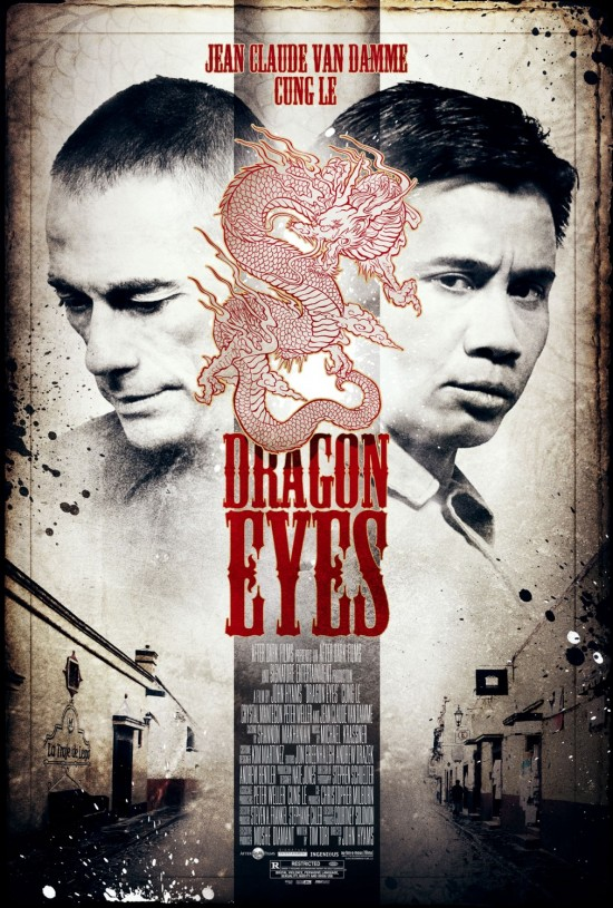 Dragon Eyes with Cung Le & Van Damme