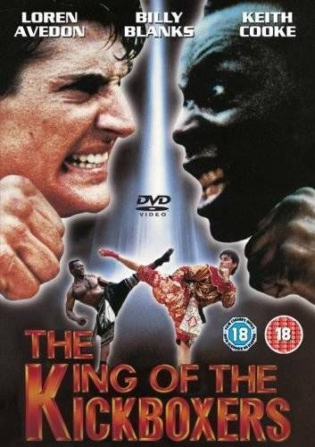 King of Kickboxers with Keith Cooke, Loren Avedon and Billy Blanks