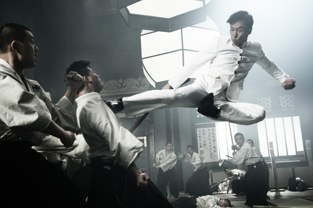 Chen Zhen attacks