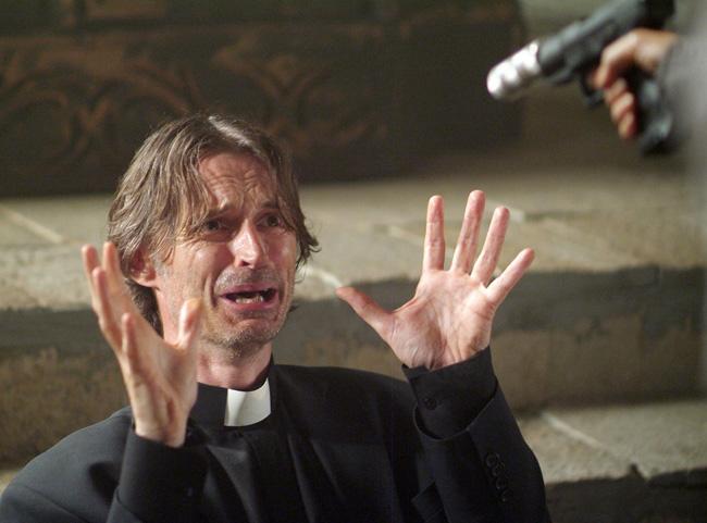 Father McAvaroy