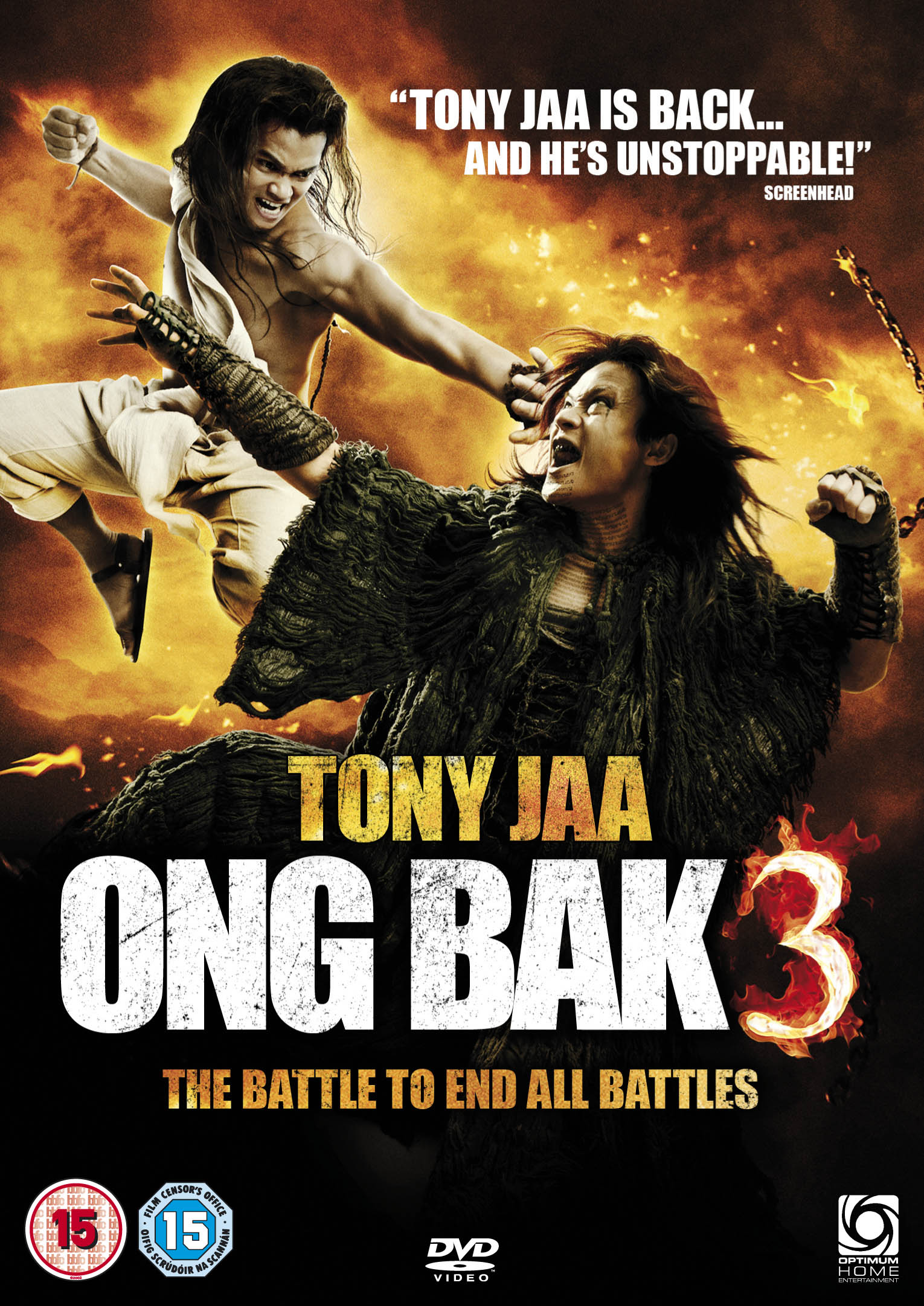 Jaa Pretty ong bak 3 with tony jaa | martial arts action movies