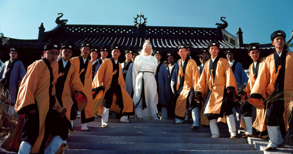 Pai Mei and his men