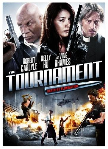 The Tournament with Ving Rhames, Kelly Hu and Scott Adkins