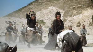 more action from Lone wolf and Cub