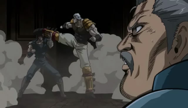 fist of the north star the legends of the true savior stream