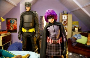 Big Daddy and Hit Girl
