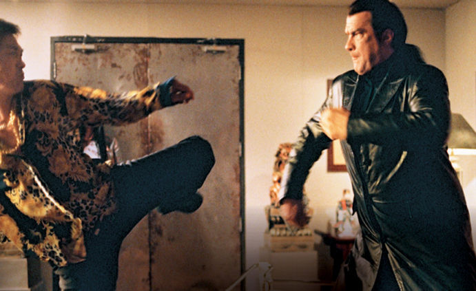 Seagal in Action