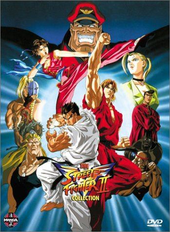 Street Fighter Ii V The Series