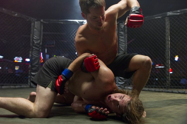 MMA Action