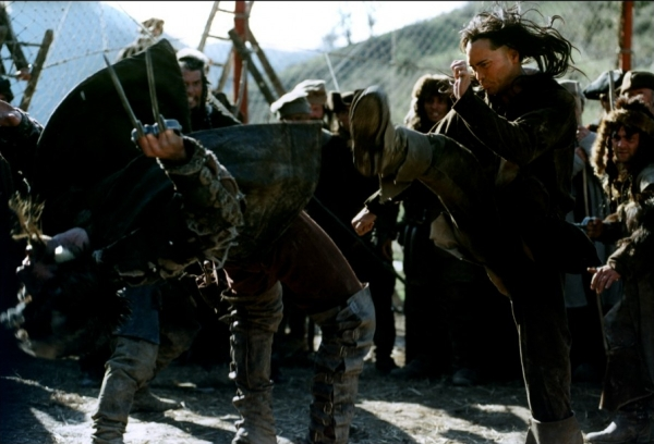 Mark Dacascos in Action