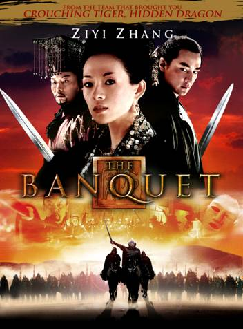 The Banquet (Legend of Black Scorpion) with Zhang Ziyi