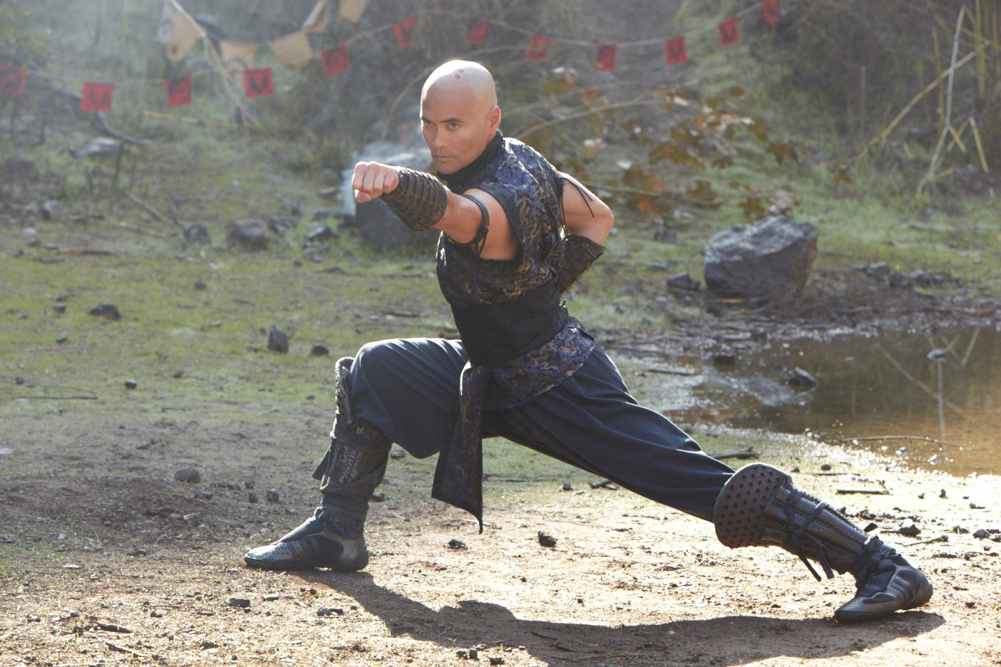 Mark Dacascos as Kung Lao