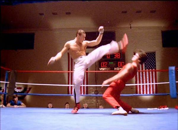 Van Damme Vs Kurt Mckinney Martial Arts Action Movies Martial