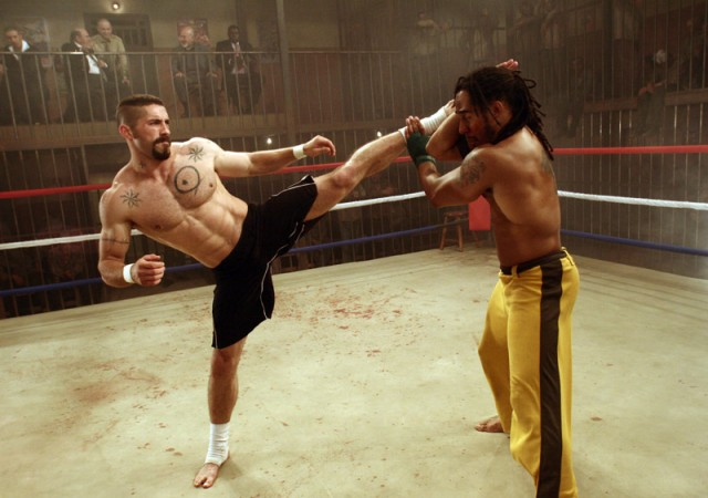 Boyka Scott Adkins vs Lateef Crowder