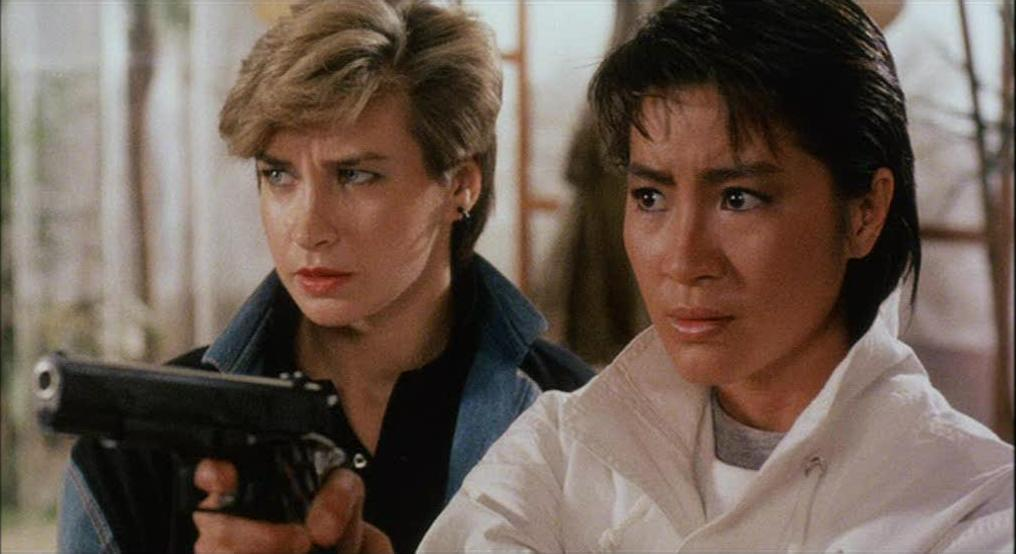 Yes, Madam! with Cynthia Rothrock and Michelle Yeoh