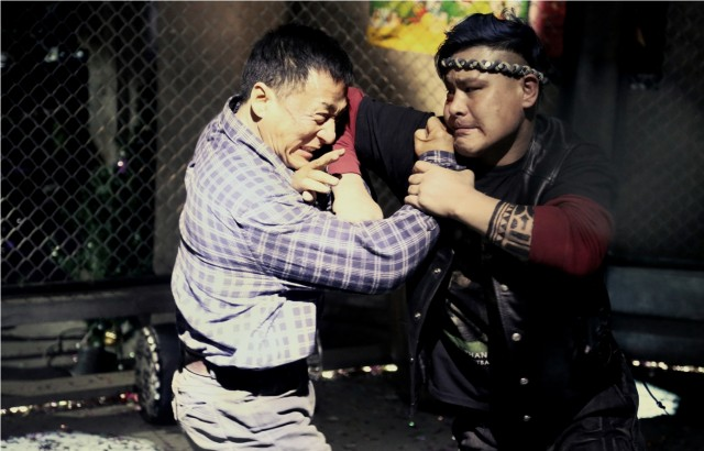 Zhong vs the Young Fighter