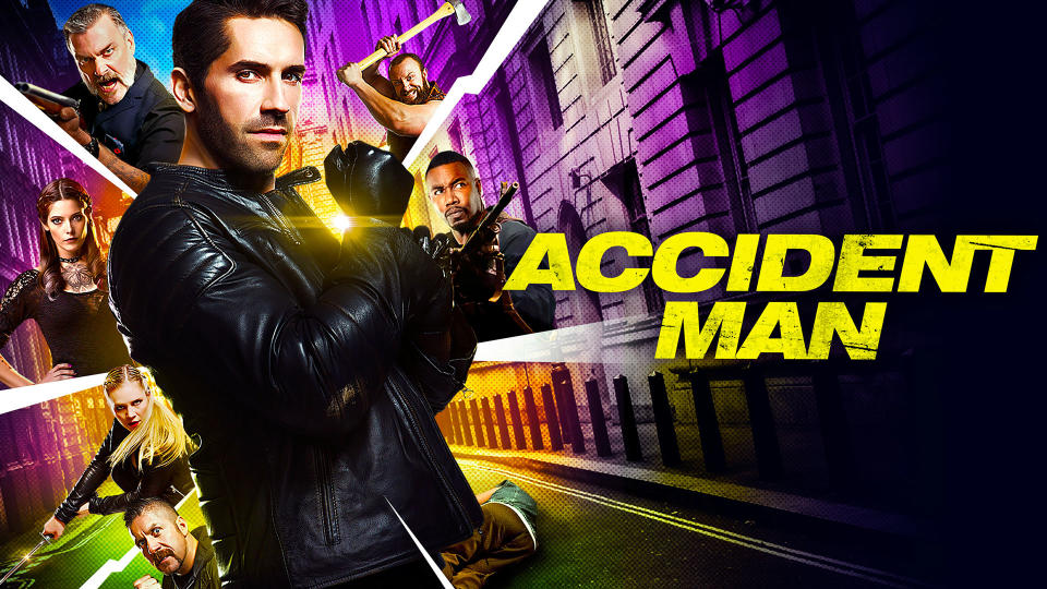 Accident Man - One of Scott Adkins; Top Movies