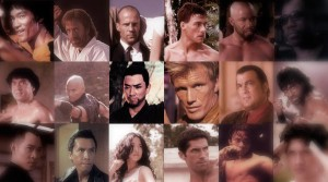 Martial Arts Actors and their Fighting Styles