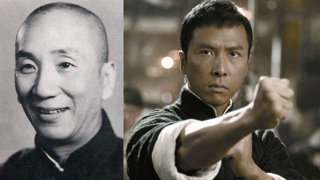 Ip Man & Donnie Yen