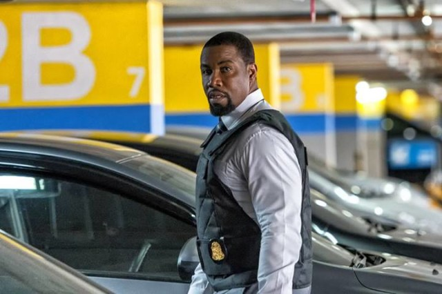 Michael Jai White in Skin Trade