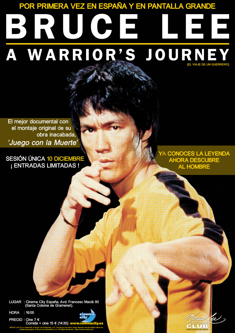 Bruce Lee Warriors Journey | Martial Arts Action Movies ...