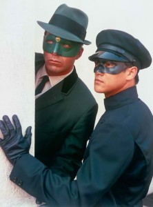 Green Hornet with Bruce Lee as Kato