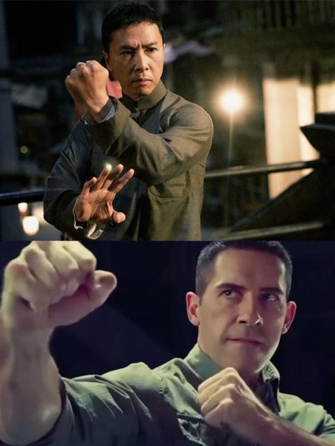 Donnie Yen vs Scott Adkins in Ip Man 4