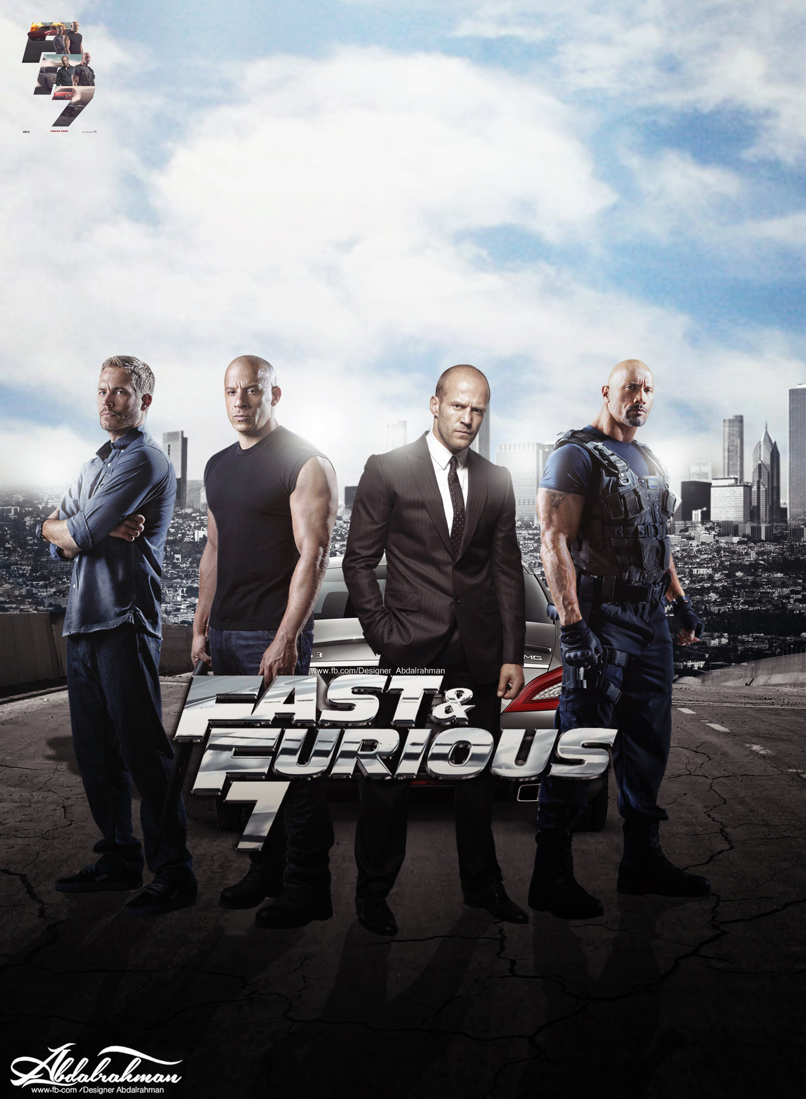 Fast And Furious 7 Dvd Release
