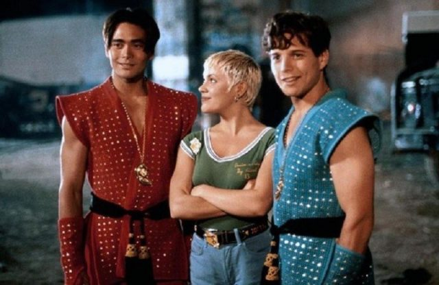 Double Dragon with Mark Dacascos