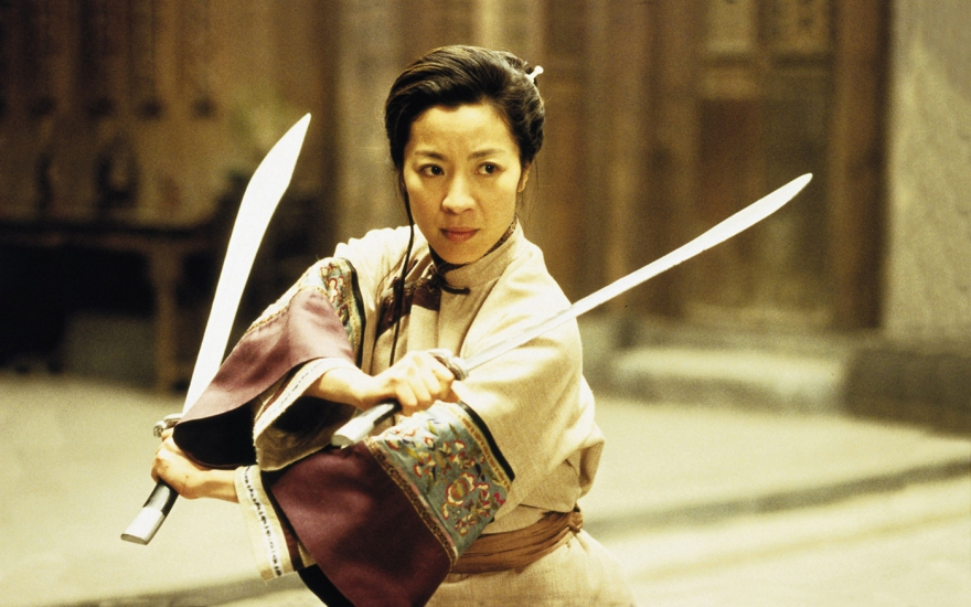 Top 21 Female Martial Arts Movie Stars of All Time