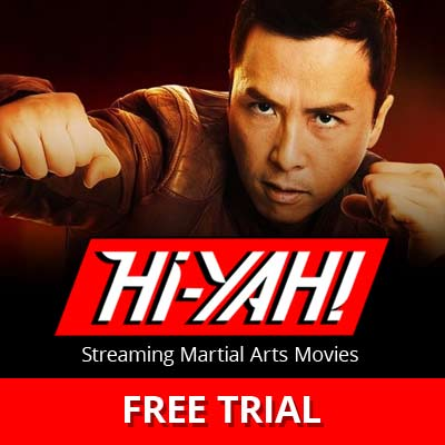 Hiyah - Streaming Martial Arts Movies